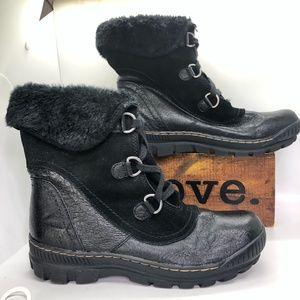 Baretrap Dakota Leather Winter Boots -8